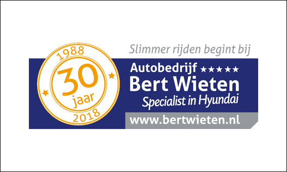 Autobedrijf Bert Wieten Specialist in Hyundai